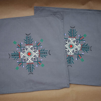 Eye of the forest – Pillow cases (pair)