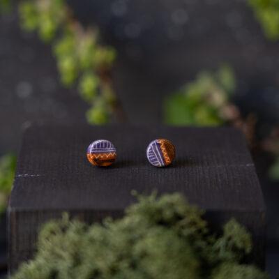 Violet fields