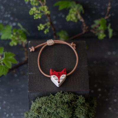Cranberry Fox
